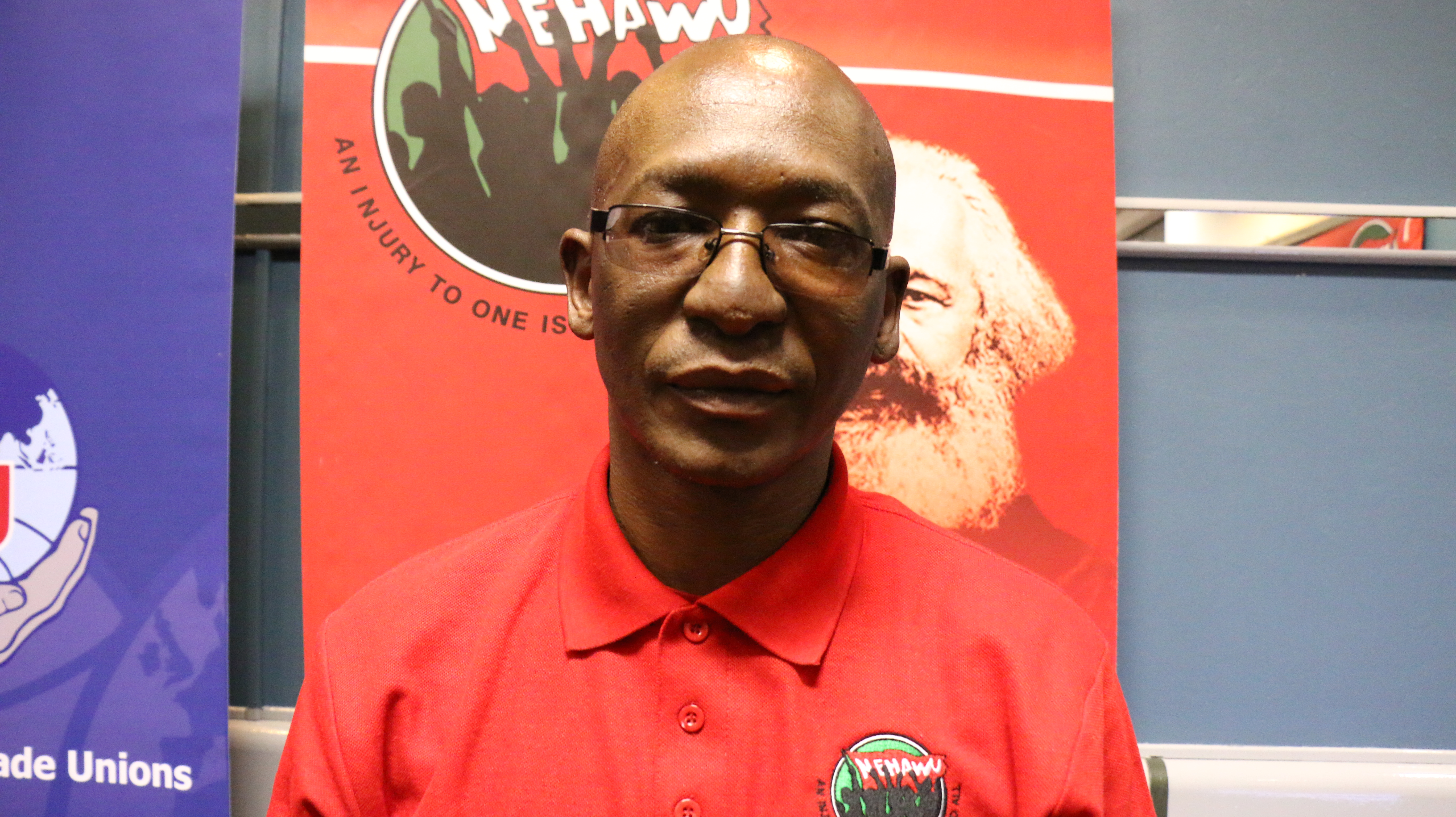 The Free State Provincial Deputy Chairperson - Chabaseile Makume