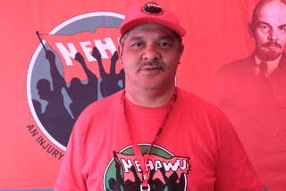 Northern Cape Provincial Chairperson Jacque Cupido